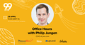 Office Hours || Philip Jungen, COO of yes.com