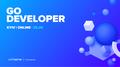 Go Developer: Безкоштовне стажування із подальним працевлаштуванням