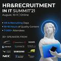 HR&Recruitment in IT Summit by Geekle