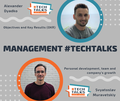Management #TechTalks