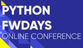 Онлайн-конференція Python fwdays'20