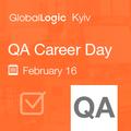 GlobalLogic Kyiv QA Career Day