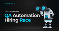 QA Automation 7 Days Hiring Race   Apply during 13-20 November and Get Sign-In Bonus