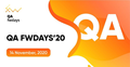 Онлайн-конференція QA fwdays'20