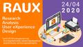 RAUX 2020 Online: конференция по дизайну и исследованиям
