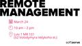 Effective Remote Management Training
