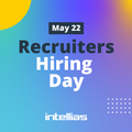 Recruiters Hiring Day