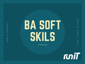 "Лекция ""Мягко стелит... Какие soft skills нужны аналитику в IT?"""