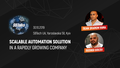 SBTalks: Scalable automation solution in a rapidly growing company