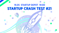 Startup Crash Test #21: BBQ Edition