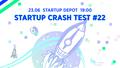 Startup Crash Test #22: BBQ Edition