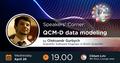 Speakers' Corner «Моделювання даних QCM-D сенсора» в Ciklum