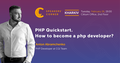 Kharkiv Speakers' Corner: PHP Quickstart