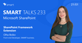 Smart Talks 233: Microsoft SharePoint