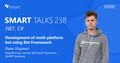 Smart Talks 238: .NET, C#