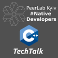 PeerLab Kyiv #NativeDev: Modern C++: Universal (forwarding) references