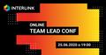 InterLink Team Lead conf