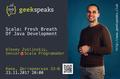 "Лекция ""Scala: A Fresh Breath of Effective Programming"""