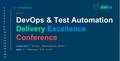 DelEx Conf 2019: Test Automation & DevOps
