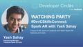 DevCSkillsConnect: Spark AR with Yash Sahay