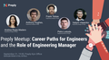 Preply Meetup: Career Paths for Engineers and the Role of Engineering Manager