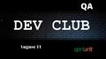 """QA Club Apriorit """"Кто такой QA Engineer, и каких знаний ждут от начинающего тестировщика"""""""