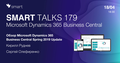 Smart Talks 179: Microsoft Dynamics 365 Business Central