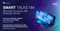 Smart Talks 184: Microsoft Dynamics 365 Business Central
