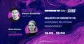 Secrets of Growth #4: Customer Relations Management