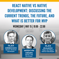 Kyiv Tech Debates: React Native vs Native Development