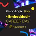 GlobalLogic Embedded Career Day