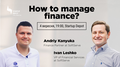 MeetUp: How to manage finance?