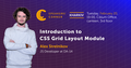Kharkiv Speakers' Corner: Introduction to CSS Grid Layout Module