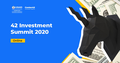 42 Investment Summit 2020: Matchmaking from Home