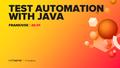 Безкоштовне стажування Test Automation with Java від SoftServe IT Academy з можливістю працевлаштування