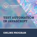 Test Automation in JavaScript Online Program | EPAM University