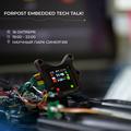 FORPOST Embedded Tech talk