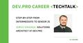 Dev.Pro Career TechTalk