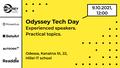 Odyssey Tech Day
