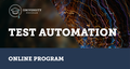 Test Automation Online Program | EPAM University