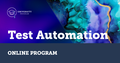 Test Automation Online Program | EPAM University