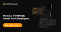 Grid Dynamics Workshops: Beautiful native apps, or Flutter for UI Developer