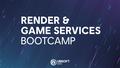 Render & Game Services Bootcamp 2021 від Ubisoft Kyiv