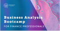 Business Analysis Bootcamp for Finance Professionals | EPAM University
