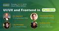Ciklum Kharkiv Meetup: UI/UX & Front-End in Flixbus