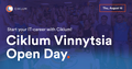 Ciklum Vinnytsia Open Day