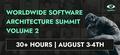 Worldwide Software Architecture Summit Vol.2