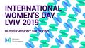 International Women's Day Lviv 2019