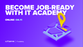 Webinar: Become Job-Ready with SoftServe IT Academy