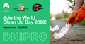 World Clean Up Day Dnipro